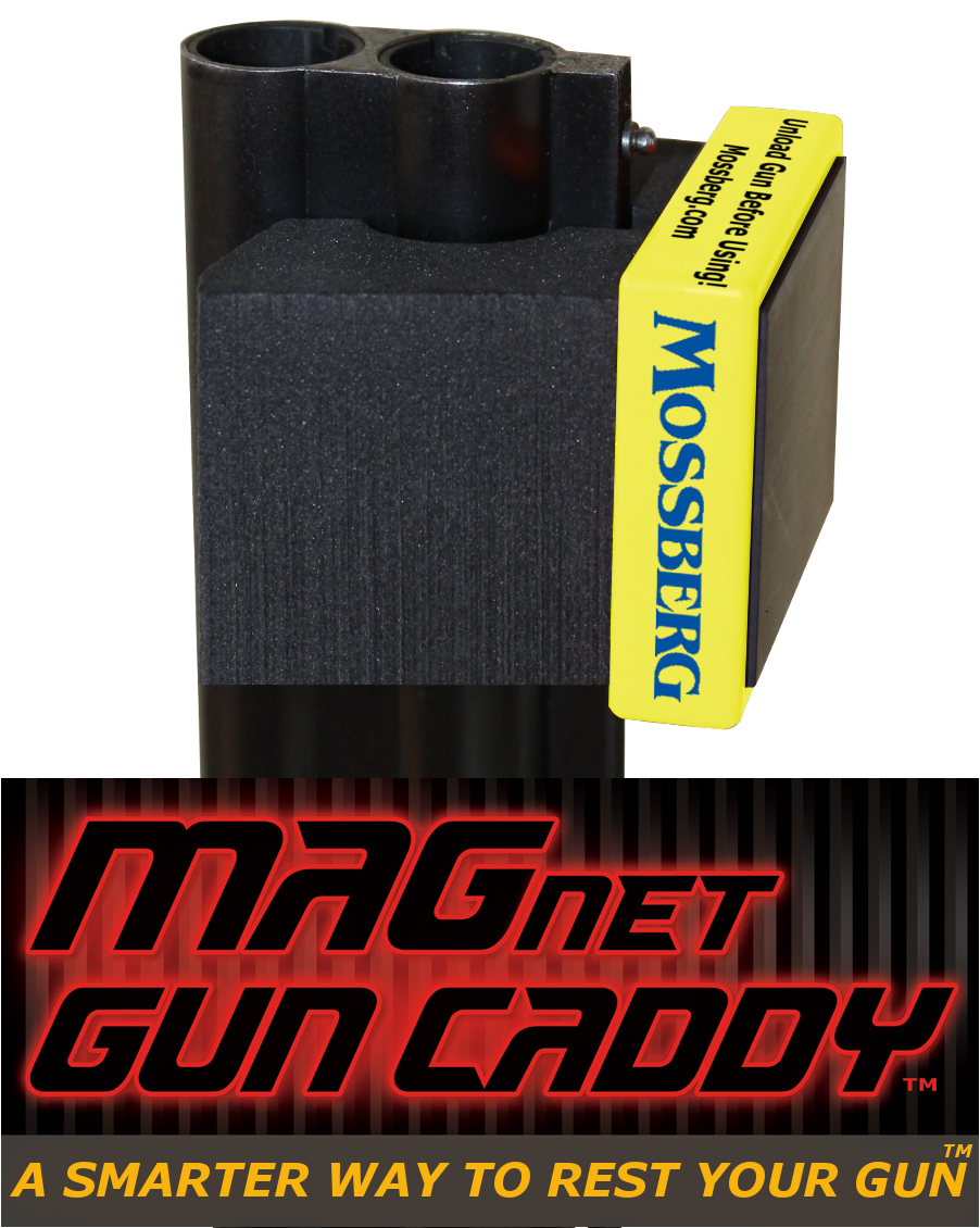 Mossberg MAGnet Gun Caddy Mock-up