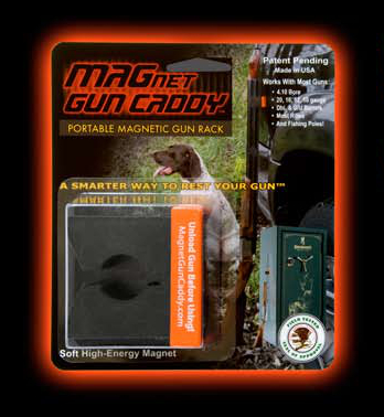 MAGnet Gun Caddy Retail Blister Pack