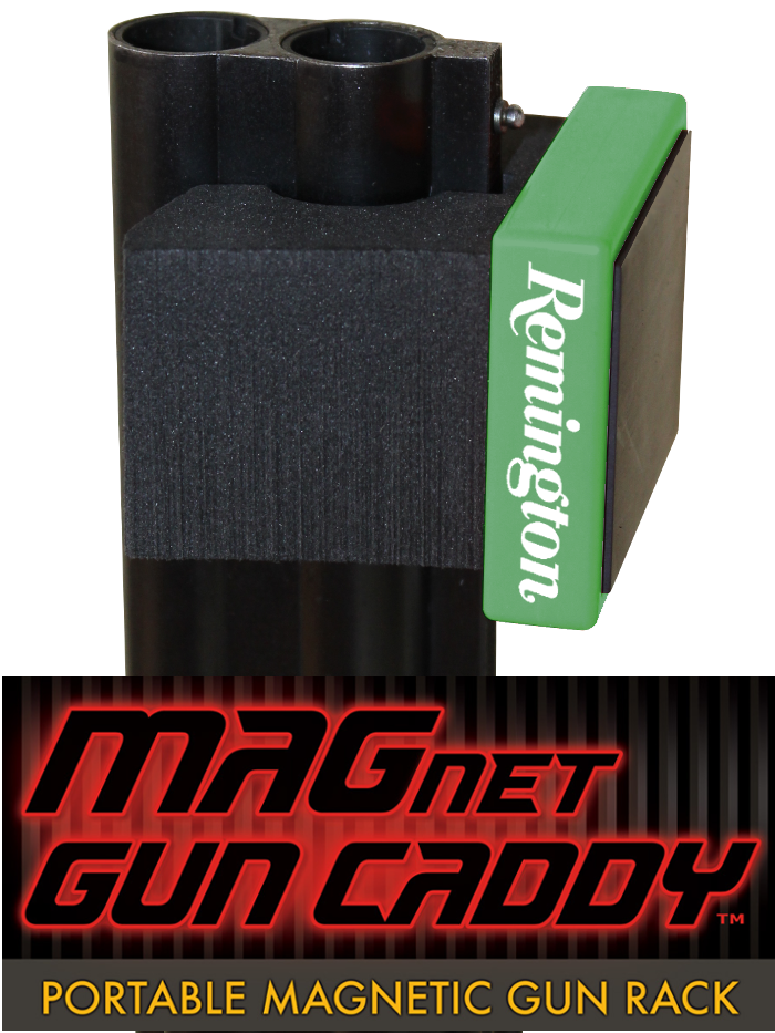 Remington MAGnet Gun Caddy Mock-up