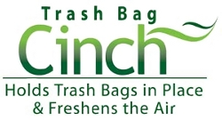Scented Trash Bag Cinch
